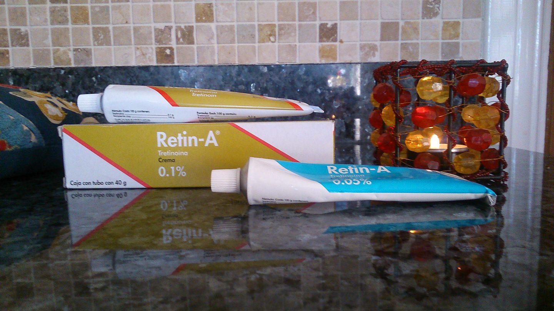 Retin-A - My Skincare Journey