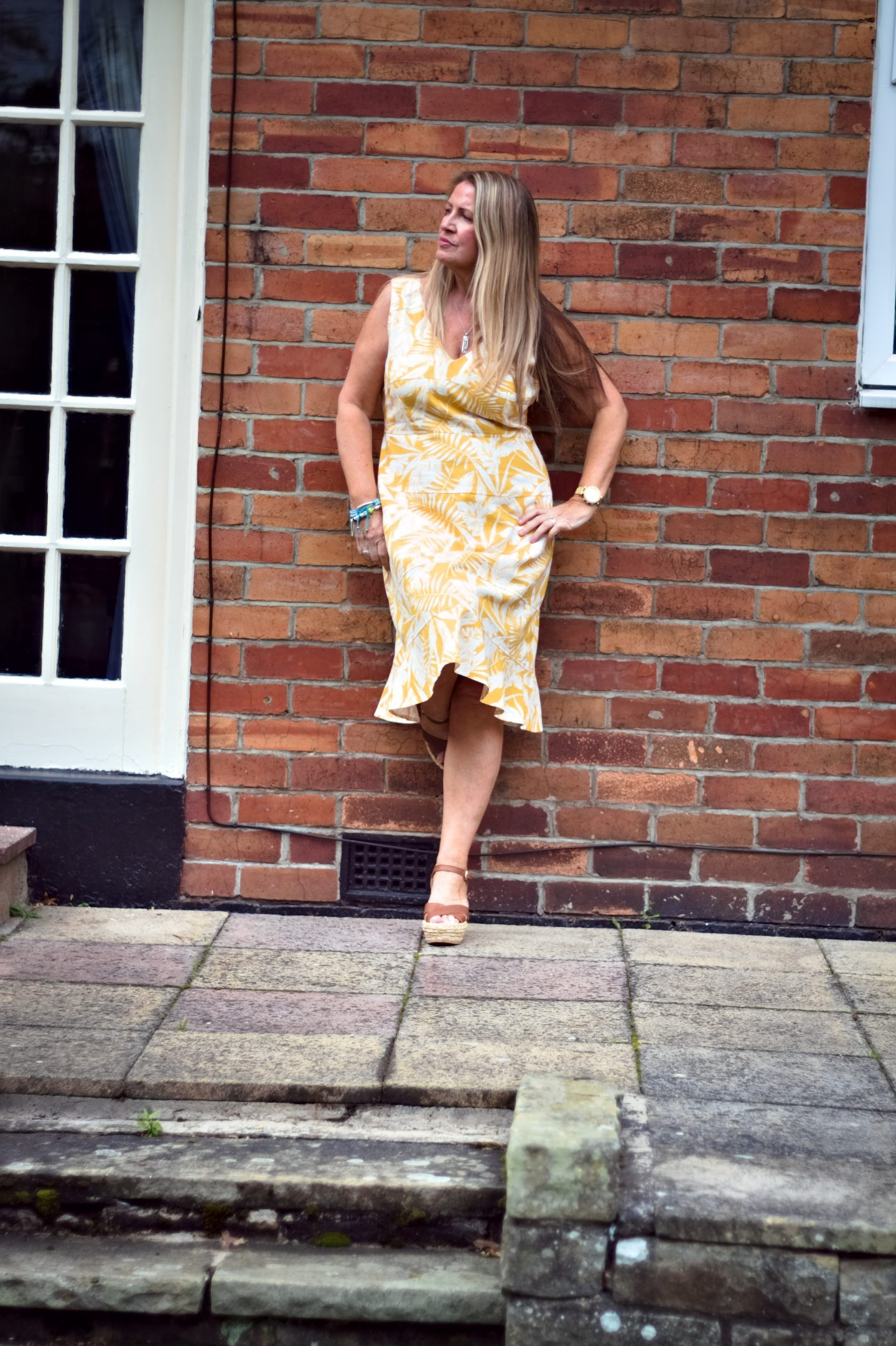 Two bewitching, sustainable dresses to take me into Autumn!!