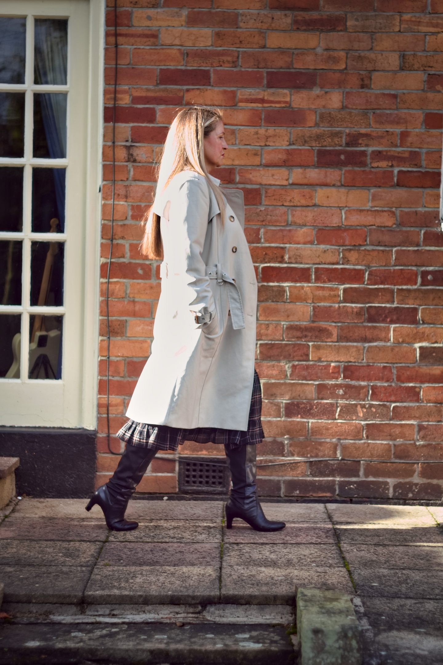 The Zara Trench Coat – this one is over five years old. they have similar in stock.