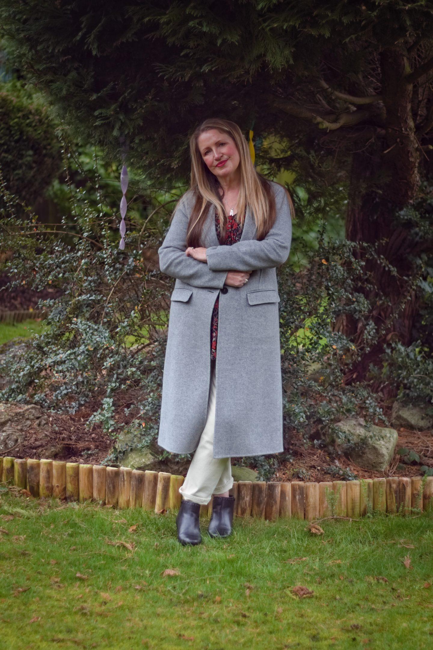 Age, Sustainability and Shopping my Wardrobe
