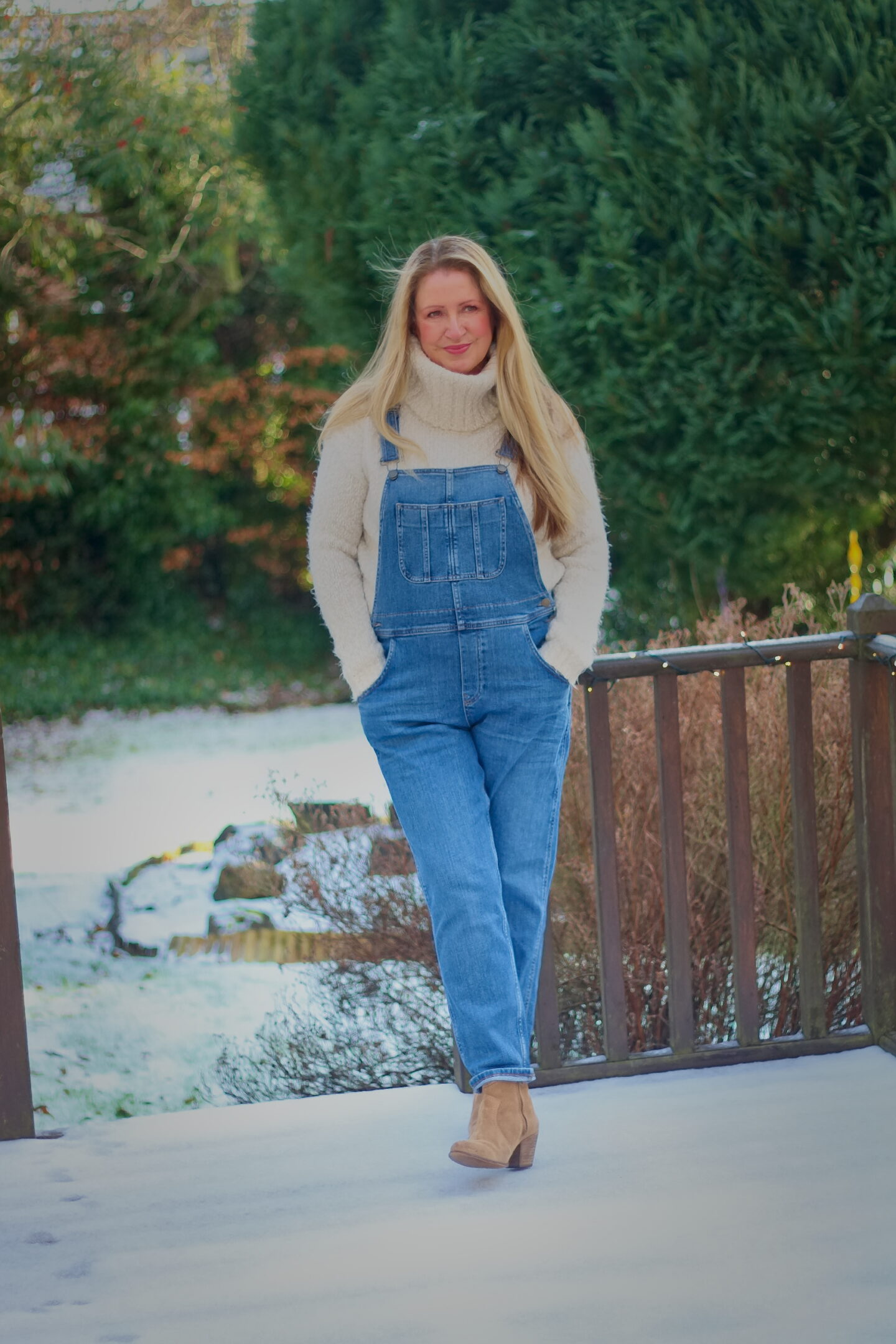 Am I too old for…Dungarees?