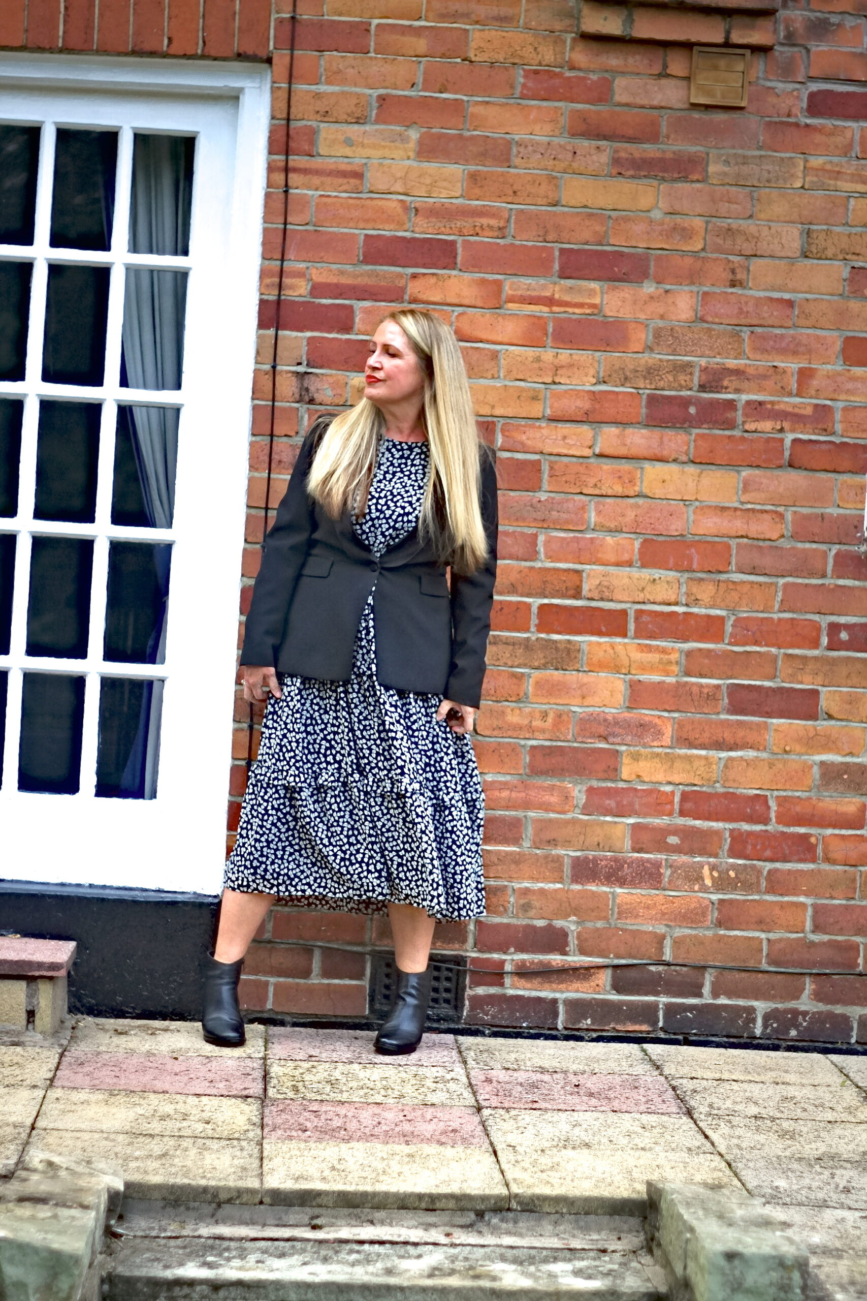 Boot Season!  Here's how I've styled mine, this Autumn
